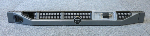 Dell EMC2 100-562-803 1U Server Front Bezel Frontplate With Key